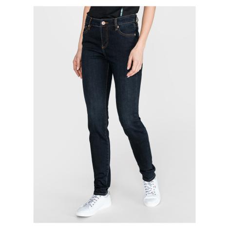 J01 Jeans Armani Exchange Modrá