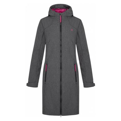 LOAP LYPIAMEL Dámský softshellový kabát SFW2013V24XJ Tap Shoe Melange / Pink