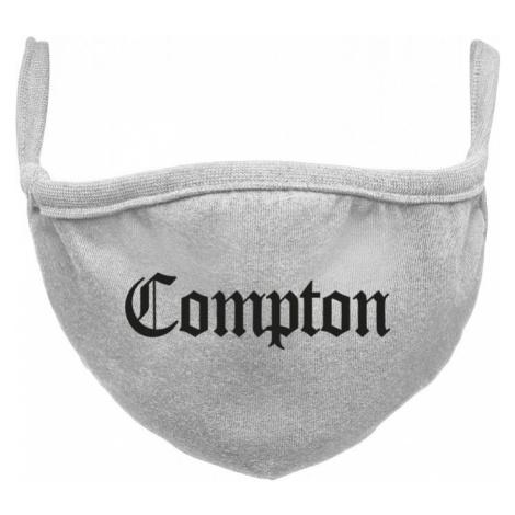 Compton Face Mask - heather grey Urban Classics