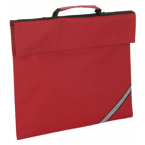 SOĽS Taška na doklady A4 OXFORD 01670145 Red SOL'S