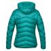 HANNAH IZY Dámská sportovní bunda 10007252HHX01 Dynasty green