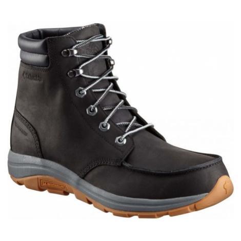 Columbia BANGOR BOOT OH černá - Pánská outdoorová obuv