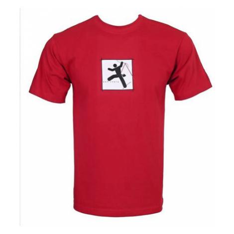 Dap Sport triko pánské Toi Toi, červená