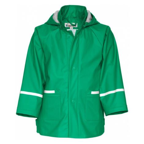 PLAYSHOES Funkční bunda trávově zelená / bílá