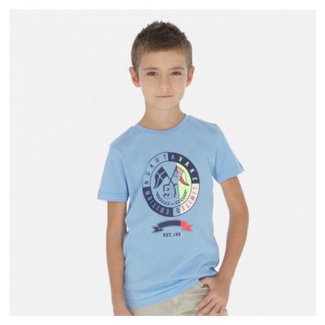 Chlapecké triko Mayoral 6069   modrá