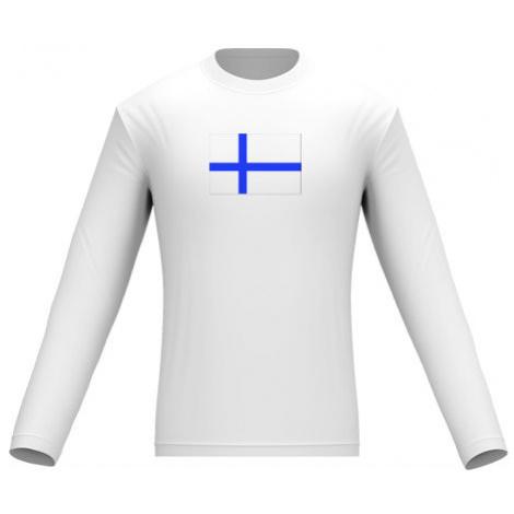 Pánské tričko dlouhý rukáv Finsko