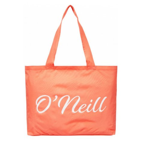 O'Neill BW LOGO SHOPPER oranžová - Dámská taška