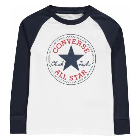 Converse Chuck Long Sleeve T-Shirt Boys