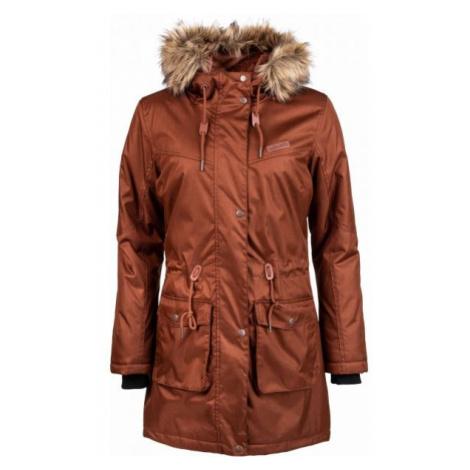 Willard DAPHNE hnědá - Dámský kabát