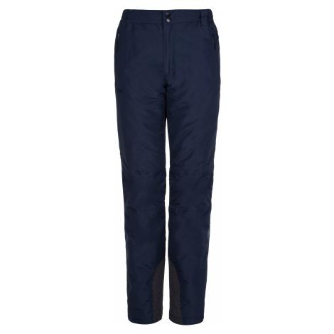 Dámské lyžařské kalhoty KILPI GABONE-W tmavě modrá