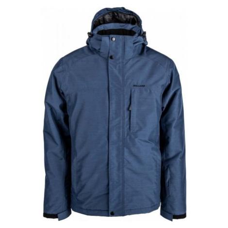 Willard ANDREW tmavě modrá - Pánská lyžařská bunda