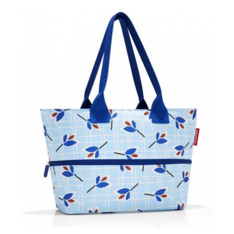 Kabelka Reisenthel Shopper e1 Leaves blue