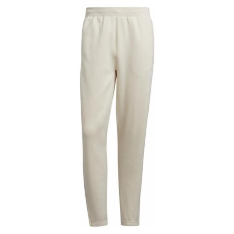 Kalhoty adidas PLR KNIT Béžová