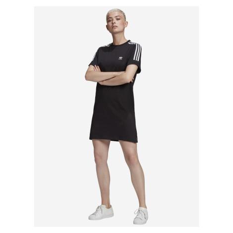 Adicolor Classics Roll-Up Šaty adidas Originals Černá