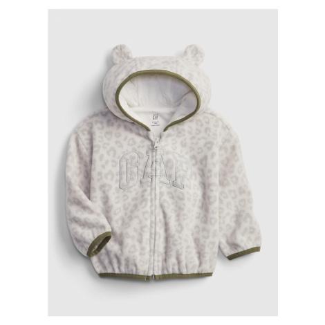 GAP Baby mikina arch hoodiemikina arch hoodie