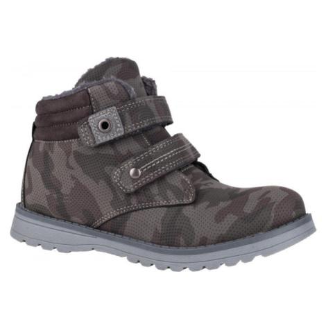 Loap EVOS hnědá - Dětské zimní boty