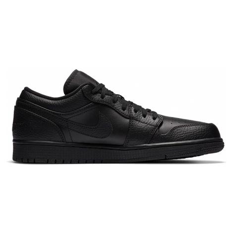 Nike Air Jordan 1 Low černé 553558-091