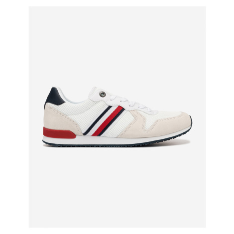Iconic Material Mix Runner Tenisky Tommy Hilfiger