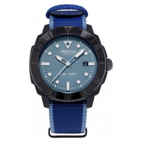 Alpina Seastrong Diver Gyre Gents Limited Edition AL-525LNB4VG6