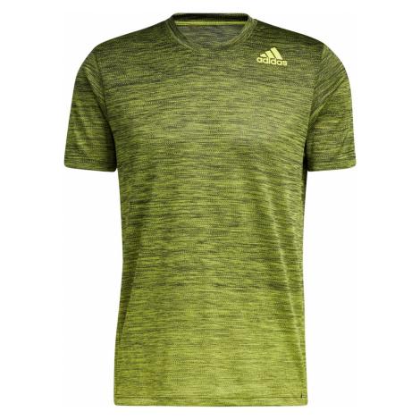 Tričko adidas Gradient Tee Zelená / Černá