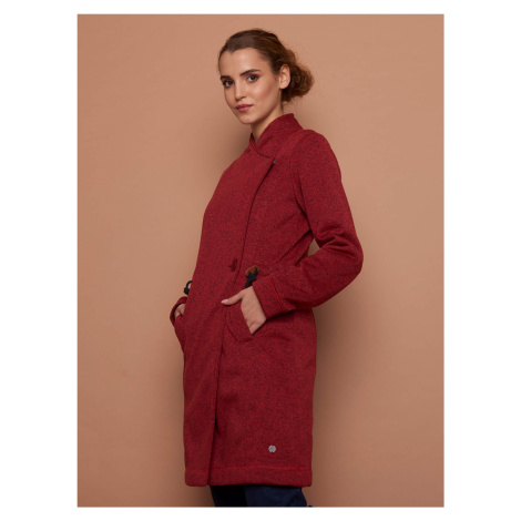 Tranquillo červený lehký kabát