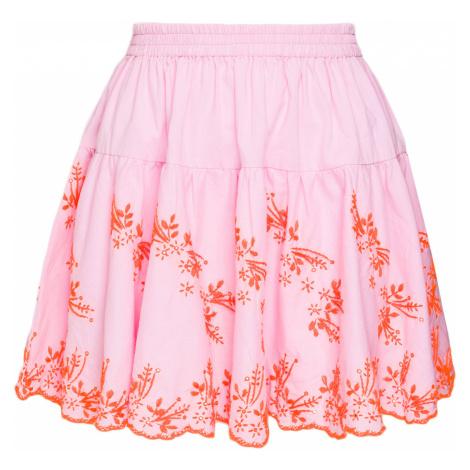 Sukně JULIET DUNN oranžová|růžová