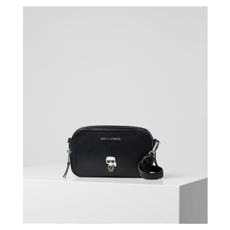 Taška Karl Lagerfeld K/Ikonik Metal Pin Camera Bag