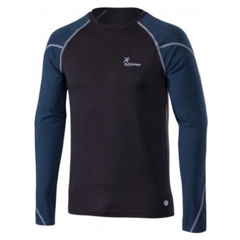 Klimatex CORNEL černá - Pánské zimní triko s dlouhým rukávem
