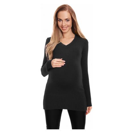 Těhotenský svetr model 132605 PeeKaBoo universal Pee Ka Boo