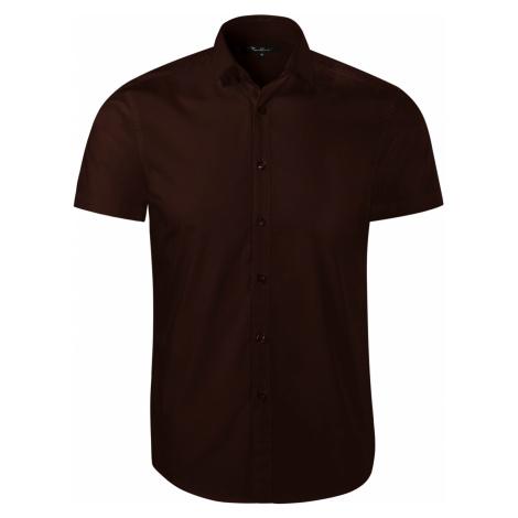 Malfini premium Flash Pánská košile 26027 kávová