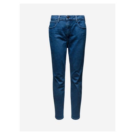 Scarlett Plus Jeans Lee Modrá