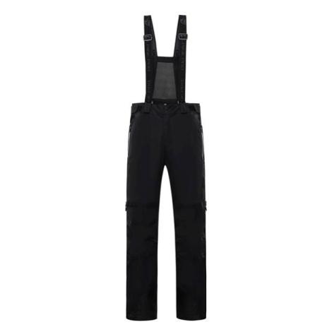 Nudd 6 černá pánské lyžařské kalhoty s membránou ptx ALPINE PRO