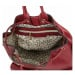 Nobo dámská červená kabelka