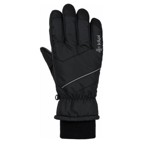 Zimní lyžařské rukavice KILPI TATA-U černá