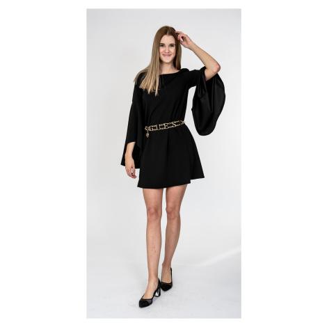 Černé šaty - MET JEANS