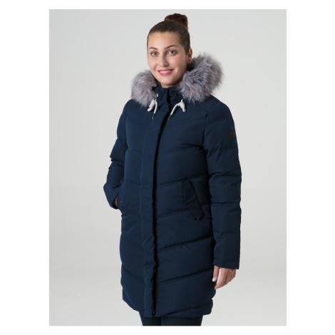 NAIROBI women's coat to the city blue LOAP