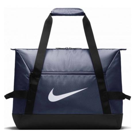 Nike ACADEMY TEAM S DUFF tmavě modrá - Fotbalová taška