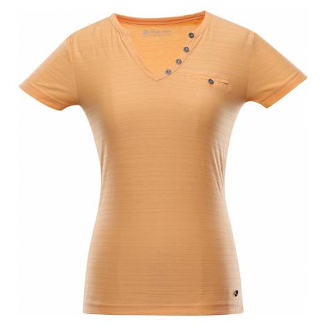 ALPINE PRO ROPERA 4 Dámské triko LTST587338 peach