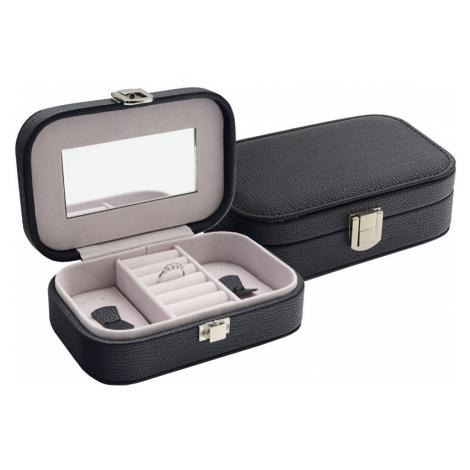 JK Box Černá šperkovnice SP-487/A25 JKbox