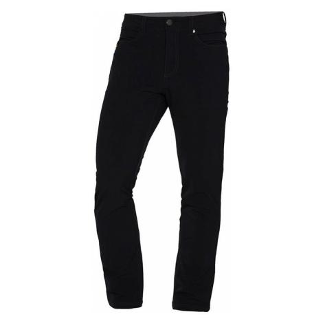 NORTHFINDER GADZI Pánské kalhoty v džínovém stylu NO-3685OR269 černá
