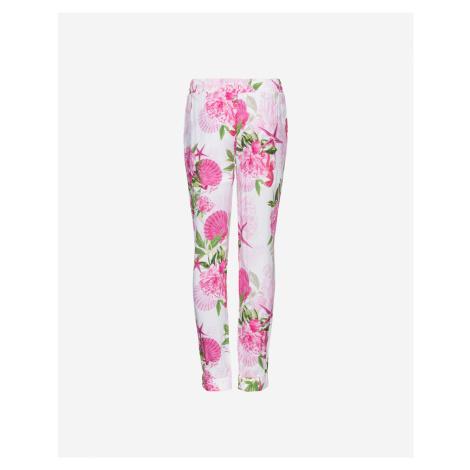 Guess růžové dětské kalhoty