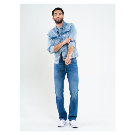 Big Star Man's Trousers 110219 Light Jeans-114