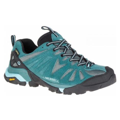 Merrell CAPRA GORE-TEX modrá - Dámské outdoorové boty