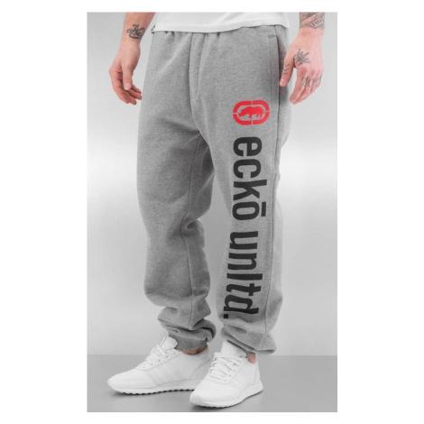 Tepláky Ecko Unltd. / Sweat Pant 2Face in grey