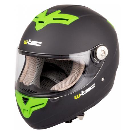 Moto Helma W-Tec V105 Černo-Růžová