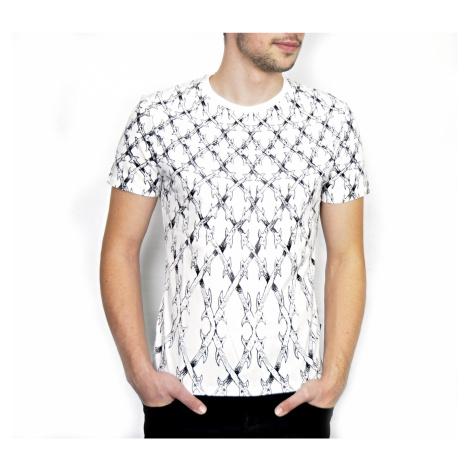 JUST CAVALLI White tričko
