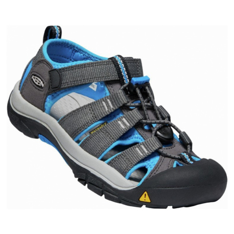 Dětské sandály Keen Newport H2 Youth magnet/brilliant blue
