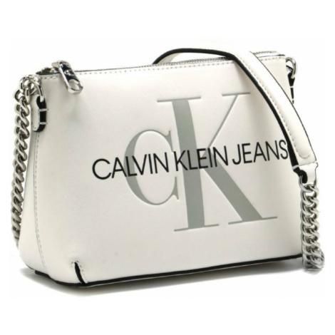 Calvin Klein dámská bílá kabelka