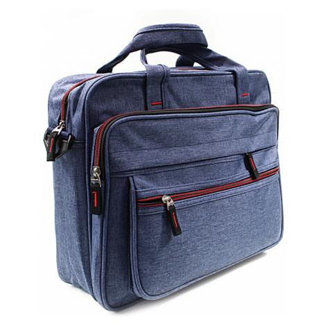Modrá pánská příruční taška Royce Tapple