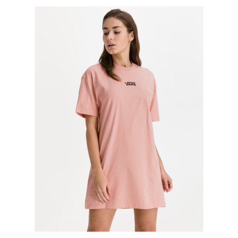 Šaty Vans Růžová
